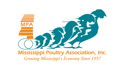 Mississippi Poultry Association logo