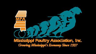 Mississippi Poultry Association logo