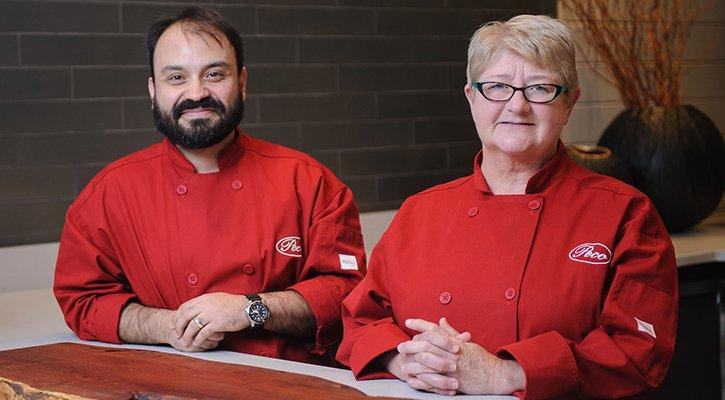 Chef, Food Scientist and Senior Food Scientist
